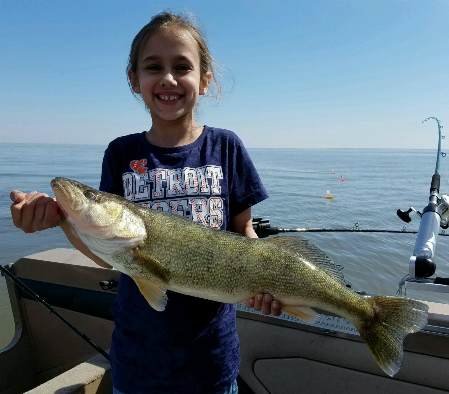 Saginaw bay area weekly fishing reports saginaw bay area for East bay fishing report