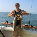 Saginaw Bay Area Fishing Report 9/27/2012