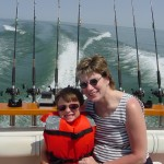 Harbor Beach Fishing Report: 9/17/12