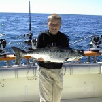Michigan Fishing Report: Harbor Beach 9/05/12