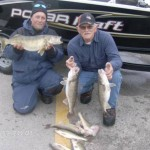 Saginaw Bay Area Fishing Report 12/13/2012
