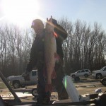 Saginaw Bay Area Fishing Report 12/20/2012