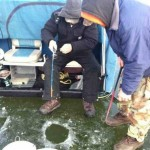 Capt. Dan's Fishing Report  1/25/2013