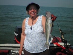 Inner Bay Walleye