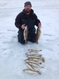 January-2014 Saginaw Bay