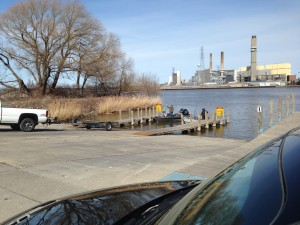 Saginaw River Dow Launch Open