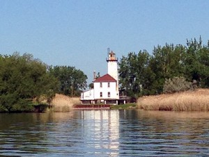 Saginaw River Rear Range Light