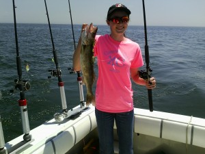 Nice walleye