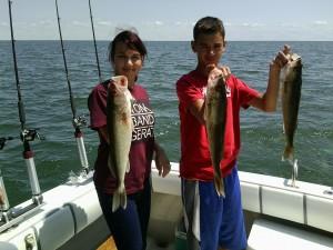 Saginaw Bay Walleye