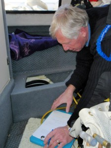 Hiring a marine surveyor could be the single most important task to manage when buying a boat.