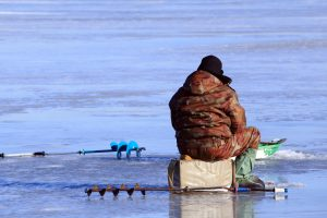 Saginaw bay area weekly fishing report 01 26 2017 for Saginaw bay fishing report