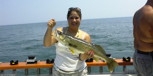 Saginaw bay area fishers and boaters resources lake for Fishing report bay area