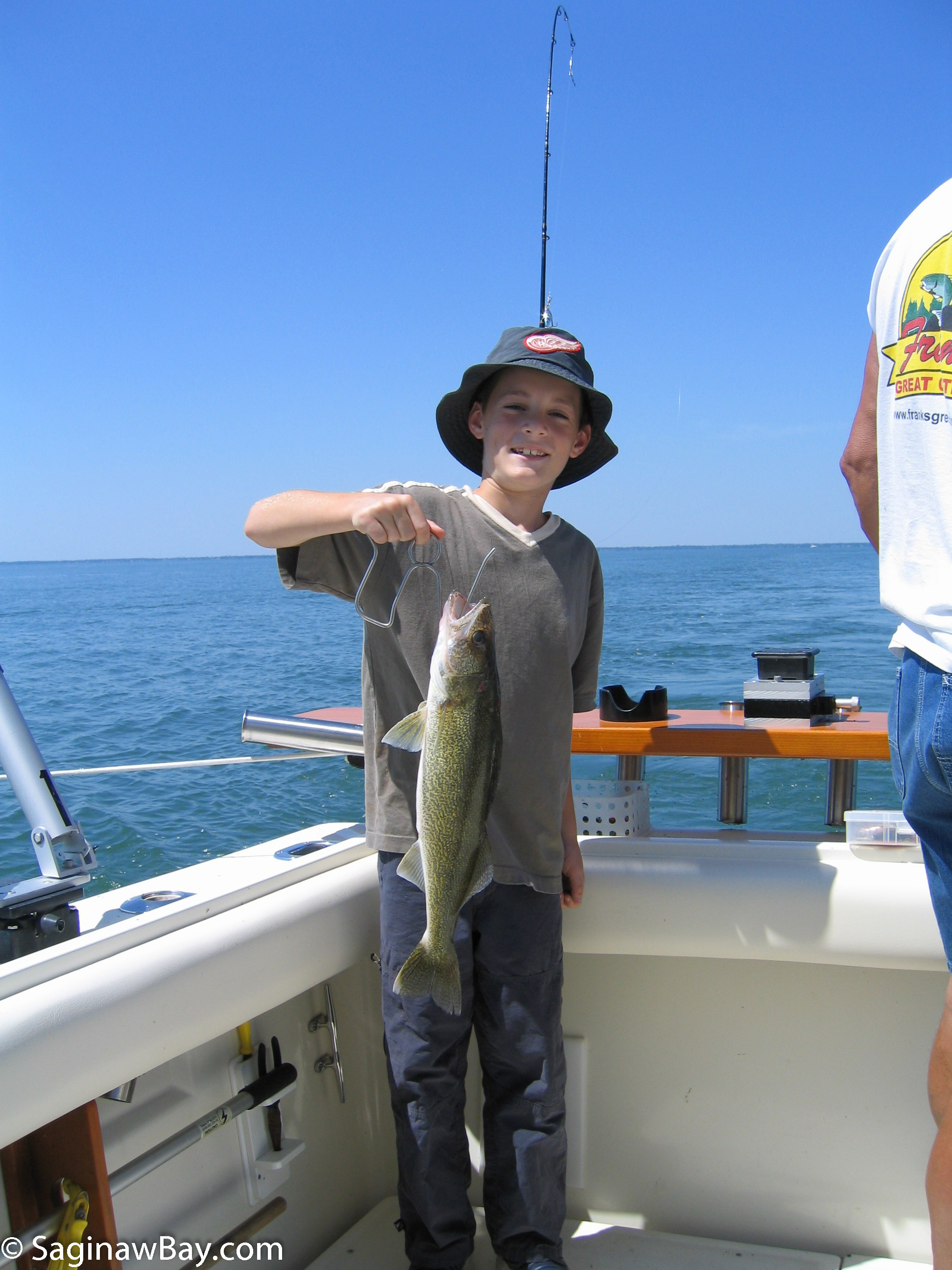 Photo gallery saginaw bay area for Bay area fishing