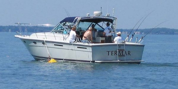 Saginaw bay area fishers and boaters resources lake for Bay area fishing