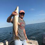 Saginaw Bay Area Weekly Fishing Report  06/15/2017