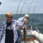 Fishing Report – Saginaw Bay   June 17, 2017