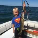 SAGINAW BAY Fishing Report—July 19, 2017