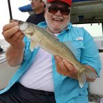 Fishing Report – Saginaw Bay July 13, 2017