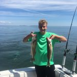 SAGINAW BAY Fishing Report 8/16/2017