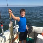 SAGINAW BAY FISHING REPORT – August 01, 2017