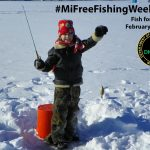 Saginaw Bay Area Fishing Report 02/15/2018
