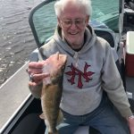 Saginaw Bay Area Fishing Report 05/24/2018